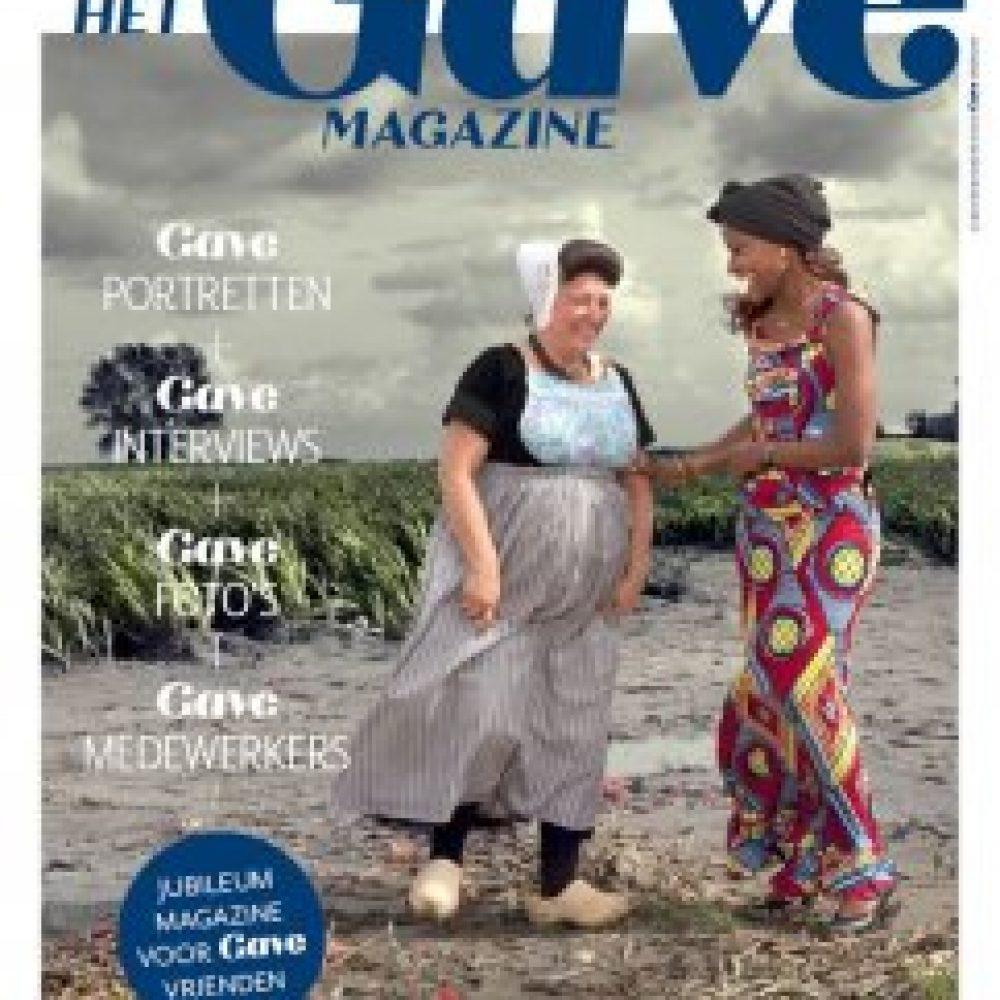 Gave magazine